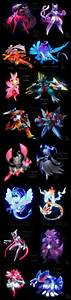32 awesome new pokemon fusions