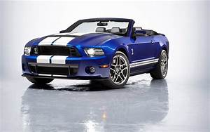 2013 Ford Shelby Mustang GT500 Convertible Wallpaper | HD Car Wallpapers | ID #2451