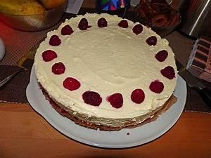 Philadelphia Torte Rezept : himbeer philadelphia torte rezept mit bild von ~ Lizthompson.info Haus und Dekorationen