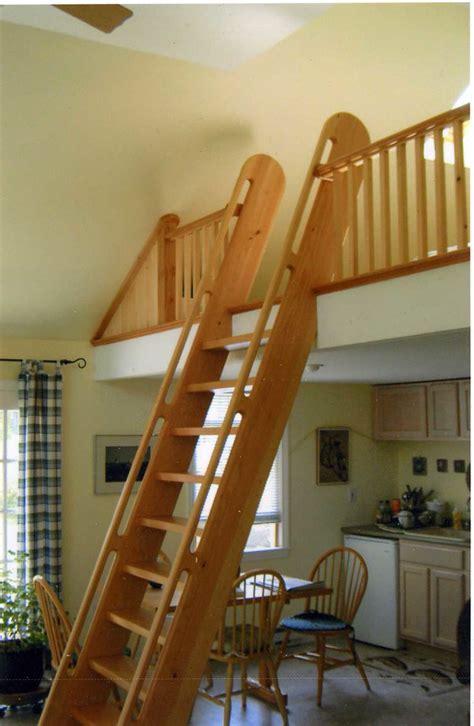 loft ladder  railing fir ships ladder flickr