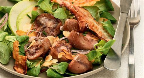 comment cuisiner des rognons de boeuf une salade de mâche gourmande au rognon de bœuf