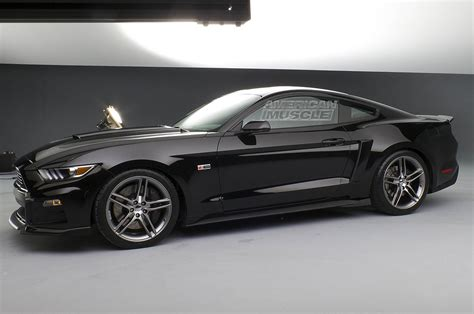 2018 Roush Mustang Revealed Americanmusclecom Mustang Blog