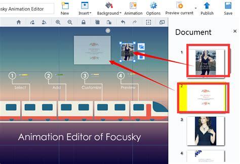 import contents  powerpoint document focusky