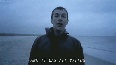 Coldplay Yellow On Tumblr
