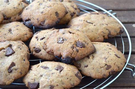 cuisine feve recette cookies à la fève tonka cuisine