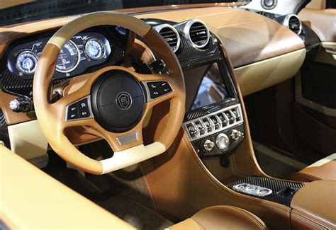 2010 Exagon Furtive-eGT Concept - specifications, photo ...