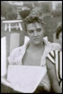 Rare Young Elvis Presley