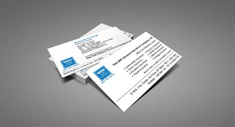 Business Card Design And Printing For General Insurance Interiors Inside Ideas Interiors design about Everything [magnanprojects.com]