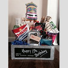25+ Best Ideas About 17th Birthday Gifts On Pinterest  16 Birthday Gifts, Creative Drivers And
