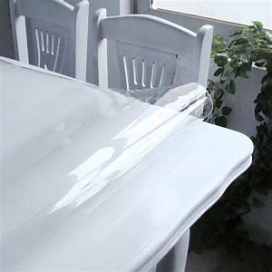 Nappe Transparente épaisse 5 Mm : nappe transparente paisse pas cher toile cir e cristal ~ Dailycaller-alerts.com Idées de Décoration