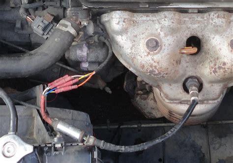 Honda Accord Sensor Wiring Diagram Circuit