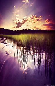 Sunset Landscape Photography