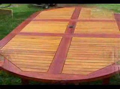 teak ipe mahogany furniture pressure washing sealing youtube
