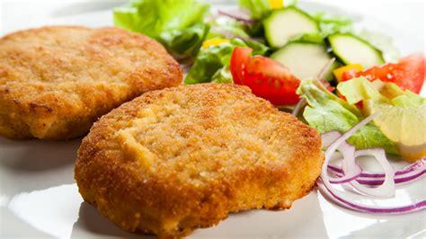 cuisiner escalope de poulet recette facile blancs de poulet panés