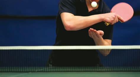 tips  playing table tennis
