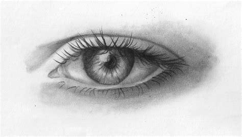 tecniche per colorare come disegnare un occhio