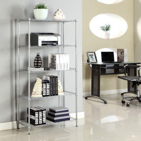 Tier Storage Shelves Wire Metal