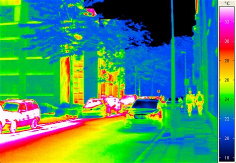 Night Vision for Drivers: Uncooled Infrared Cameras ...