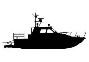 Boat Silhouette Clip Art