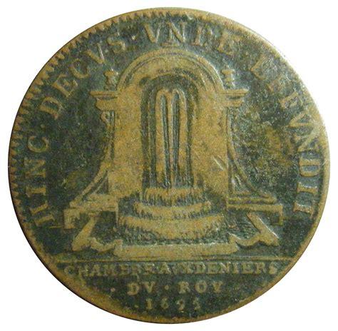 chambre louis xiv louis xiv chambre aux deniers tokens numista
