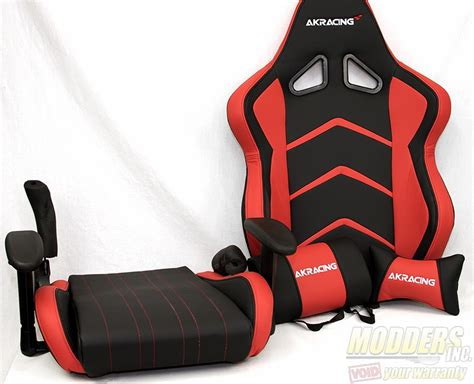 akracing player gaming chair review modders inc