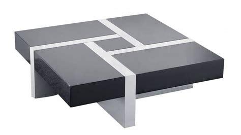 fauteuil de bureaux table basse design la table basse design 4 tiroirs