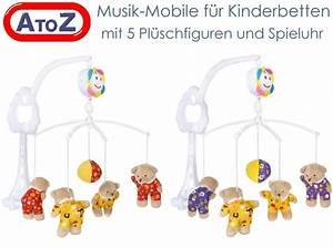 Mobile Mit Musik : a to z musik mobile mit pl schb ren und spieluhr weiss ~ Jslefanu.com Haus und Dekorationen