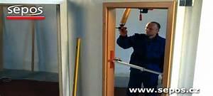 Montáž interiérových dverí a zárubní