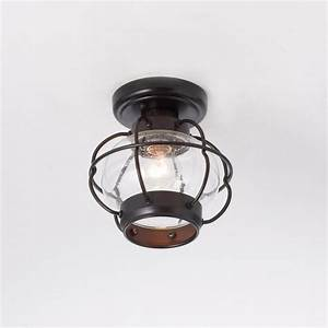 Nautical onion outdoor ceiling light shades of