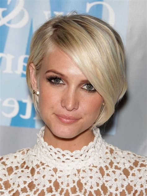20 best ideas of cute short haircuts for heart shaped faces