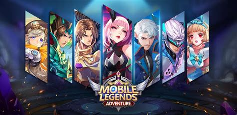 mobile legends adventure apps  google play
