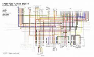 2007 Sv650 Wiring Diagram 38320 Desamis It