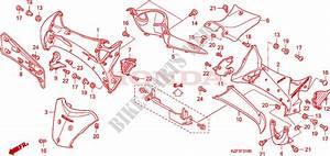 Fairing Leg Shield For Honda Innova 125 2012   Honda