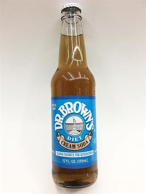 Creamers vary in nutrients and additives they contain, so it is important to look at the nutrition facts label and ingredients list. Dr. Brown's Diet Creme Soda 12oz | Soda Pop Shop