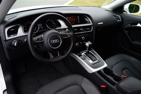 audi dashboard a5 2013 audi a5 2 0t quattro review test drive