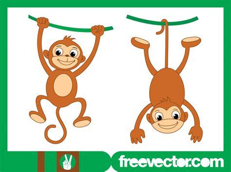 monkeys graphics vector graphics