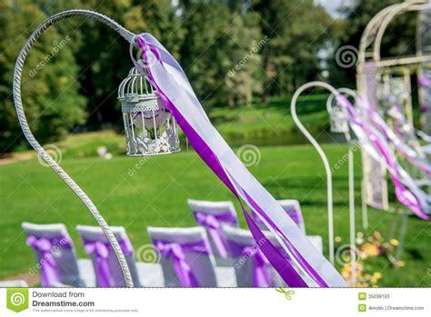 Beautiful Wedding Decoration Stock Image Image 35038193