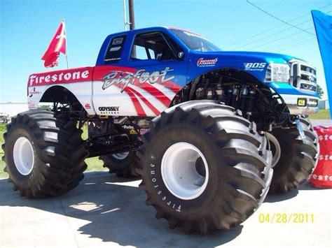 firestone bigfoot monster truck 42 best ideas about big foot and gravedigger on pinterest