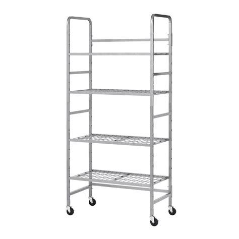 storage racks home depot hyloft 33 in w x 34 in d adjustable garage ceiling