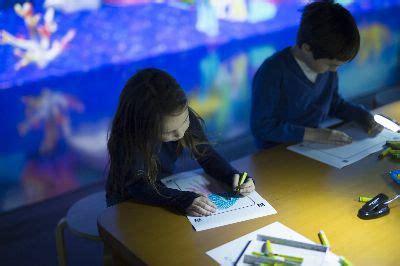 sketch aquarium teamlab