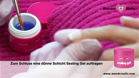 uv nägel selber machen uv gel geln 228 gel zum selber machen wunder nails step by step anleitung
