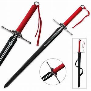 Element Guardian Anime Fantasy Sword 1045 Carbon Steel ...