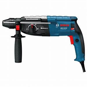 Bosch GBH2-28DV 2kg SDS+ Rotary Hammer Drill in L-Boxx 110V
