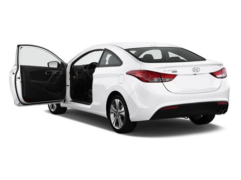 2013 Hyundai Elantra Coupe 2-door Auto Se Open
