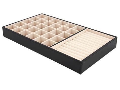 jewelry drawer organizer mele blaine in drawer jewelry organizer zappos free