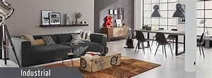 Living Style Möbel : industrial design m bel moderner wohntrend ~ Watch28wear.com Haus und Dekorationen