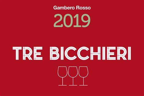 Tre Bicchieri by Anteprima Tre Bicchieri 2019 I Migliori Vini Della