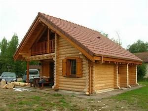 Chalet En Bois Prix : maison en fuste prix chalet en fuste chalet en rondin ~ Premium-room.com Idées de Décoration