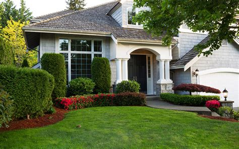 Home Depot Front Yard Design by Front Yard Landscaping Ideas The Home Depot