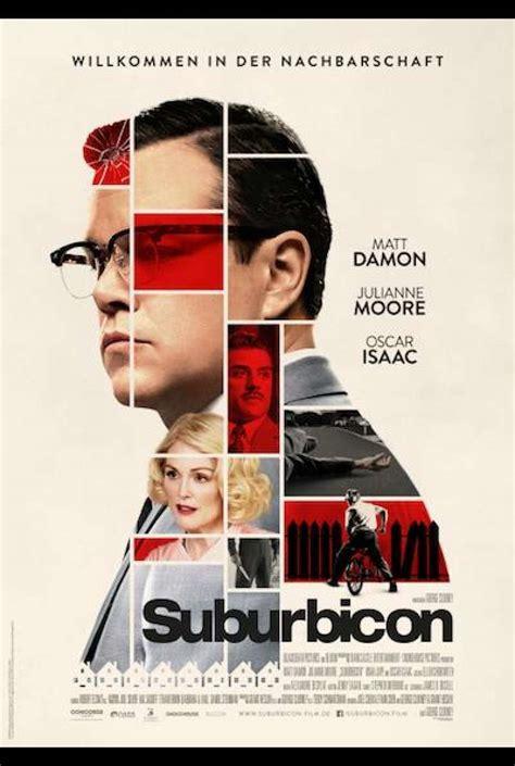 Suburbicon  Willkommen In Der Nachbarschaft (2017) Film